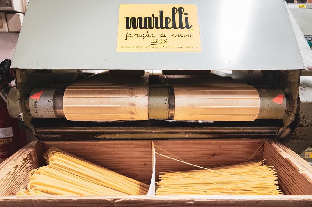 Pasta Lab Martelli Lari, Valdera in Tuscany