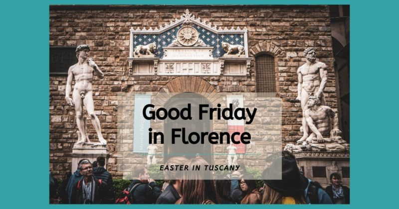 Good Friday in Florence cover