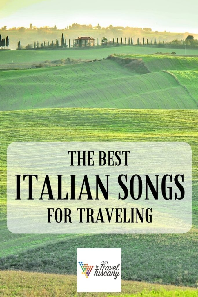 Cover for Pinterest Best Italian Songs