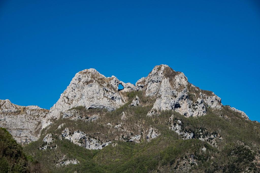 Monte Forato Apuan Alps Tuscany